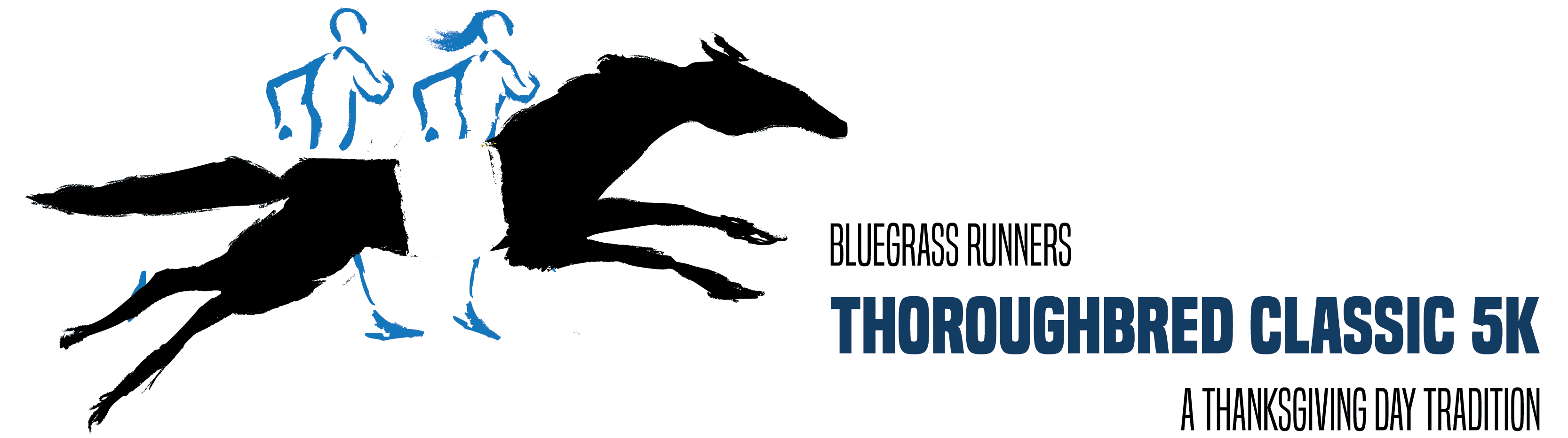 Bluegrass Runners Thoroughbred Classic 5K – Thanksgiving Day – 11/28/2019 9:00 a.m.